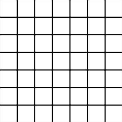 układ płytek kwadratowych - prosty