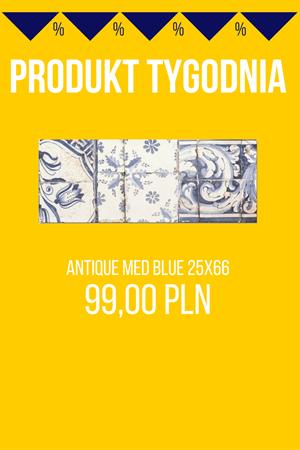 PRODUKT TYGODNIA! – Antique Med Blue