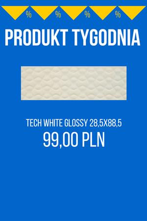 PRODUKT TYGODNIA! – Tech White Glossy
