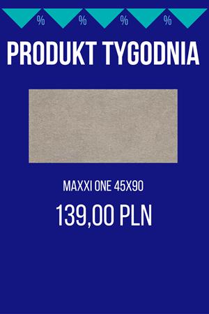 PRODUKT TYGODNIA! – Maxxi One 45×90