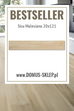 Sisu Malesiano 20×121 – Ciepła płytka drewnopodobna