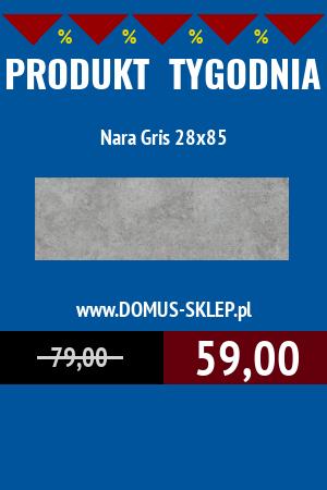 PRODUKT TYGODNIA! – Nara Gris 28×85