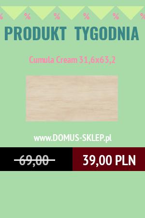 PRODUKT TYGODNIA! – Cumula Cream 31,6×63,2