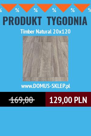 Timber Natural 20×120