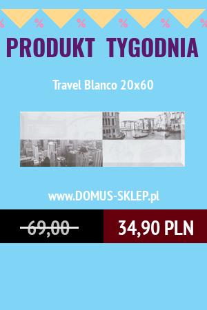 PRODUKT TYGODNIA! – Travel Blanco 20×60