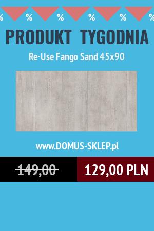 Re-Use Fango Sand 45×90