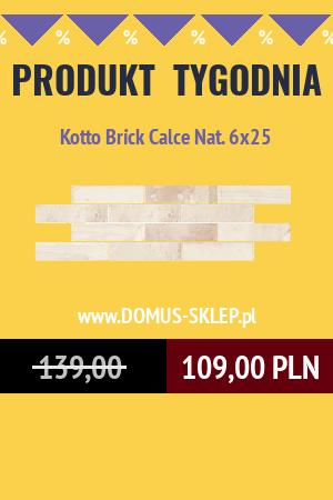 Kotto Brick Calce 6×25