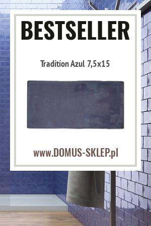 Tradition Azul 7,5×15