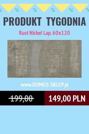 Rust Nickel Lap. 60×120