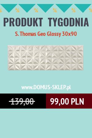 S. Thomas Geo Glossy 30×90
