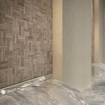 drewnopodobna mozaika