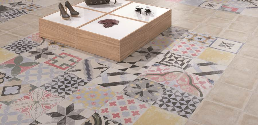 płytki podłogowe rustykalne Heritage - Codicer