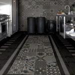 dywanik z płytek ceramicznych