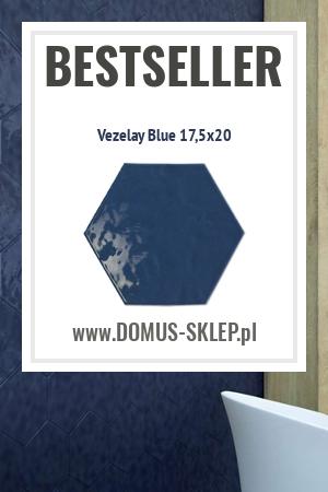 Vezelay Blue 17,5×20