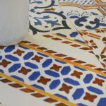 płytki jak ręcznie malowane