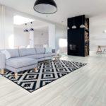 wzorzysty dywan