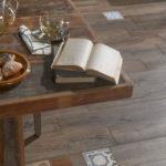 drewniana deska na podłogę