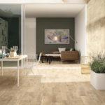 drewniana podłoga w całym domu