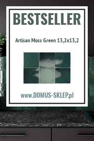 Artisan Moss Green 6,5×20