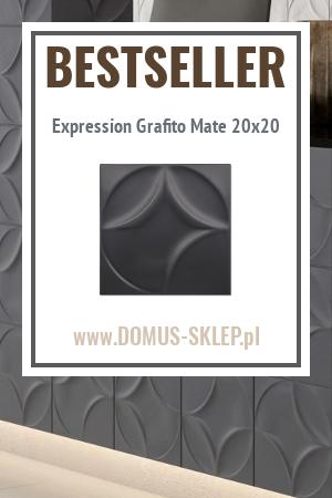 Expression Grafito Mate 20×20
