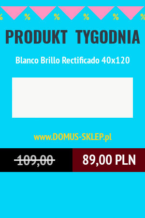 Blanco Brillo Rectificado 40×120