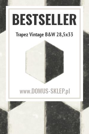 Trapez Vintage B&W 28,5×33
