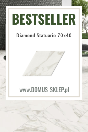 Diamond Statuario 70×40