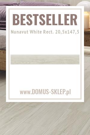 Nunavut White Rect. 20,5×147,5
