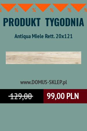 Antiqua Miele Rett. 20×121
