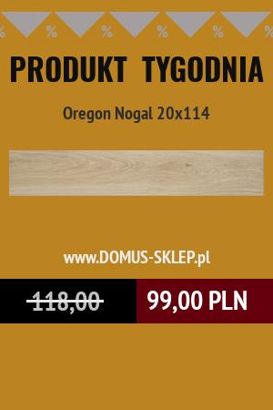 Oregon Nogal 20×114