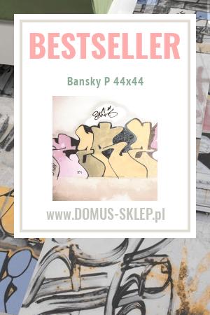 Bansky P 44×44
