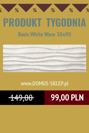 Basis White Wave 30×90