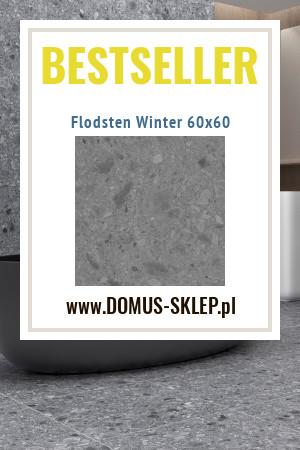 Flodsten Winter 60×60