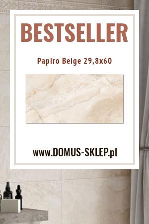 Papiro Beige 29,8×60