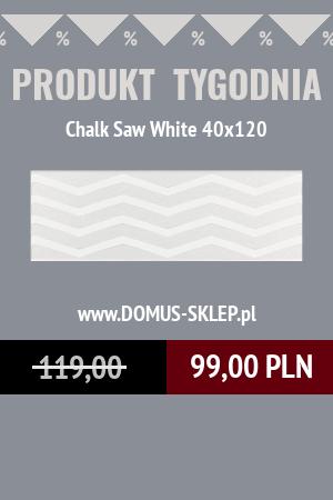 Chalk Saw White 40×120