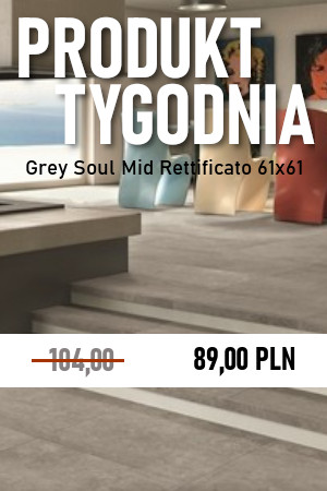 Grey Soul Mid Rettificato 61×61