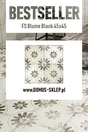 FS Blume Black 45×45