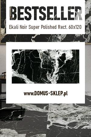 Ekali Noir Super Polished Rect. 60×120