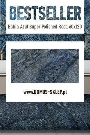Bahia Azul Super Polished Rect. 60×120