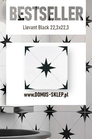 Llevant Black 22,3×22,3